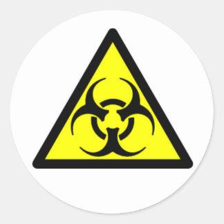 Biohazard 04 stickers