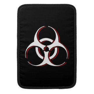 """Biohazard 13"""" Macbook Air Sleeve"""