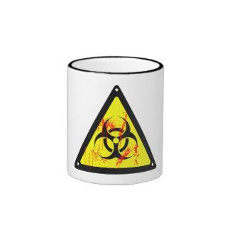 Biohazard Coffee Mug