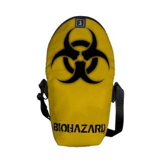 Biohazard Customizable Commuter Bags