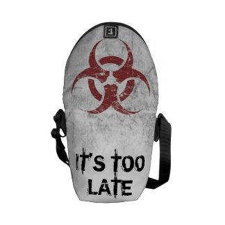 Biohazard Customizable Courier Bag