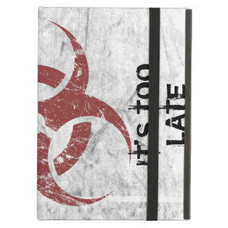 Biohazard Customizable Cover For iPad Air