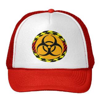 Biohazard Design by Kenneth Yoncich Cap