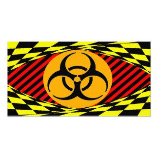 Biohazard Design by Kenneth Yoncich Photo Print