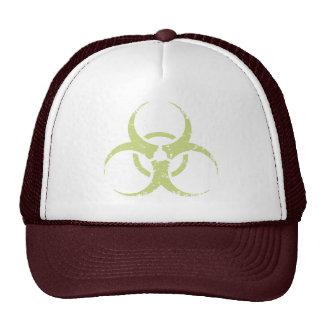 Biohazard -dist -green cap