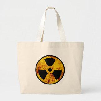 Biohazard Jumbo Tote Bag