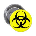 Biohazard! Pin