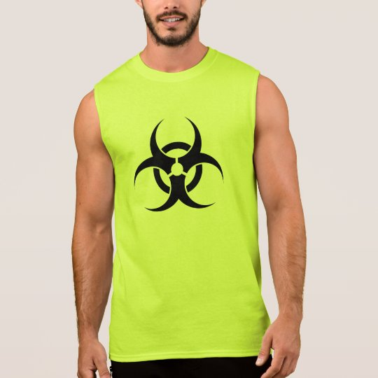 Biohazard Sign Tee