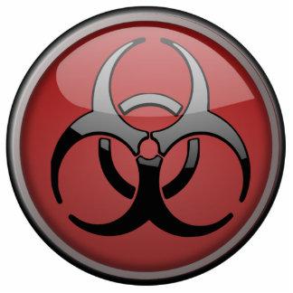 BioHazard Toxic Photo Cutouts