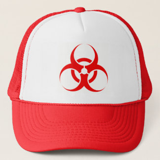 Biohazard Trucker Hat