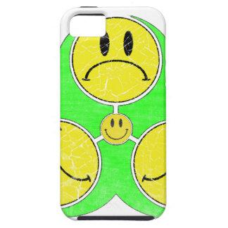 Biohazard Unhappy iPhone 5 Case