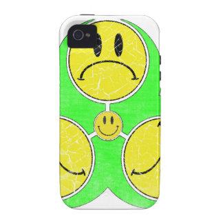 Biohazard Unhappy iPhone 4/4S Case