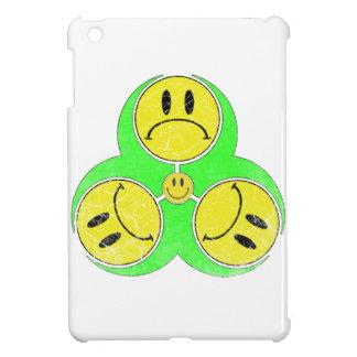 Biohazard Unhappy iPad Mini Cases