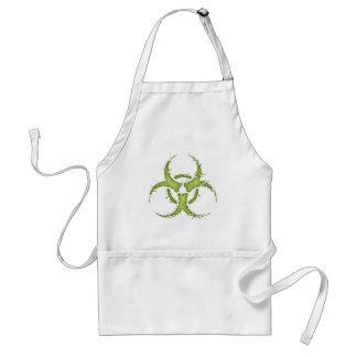 Biohazard -xdist apron