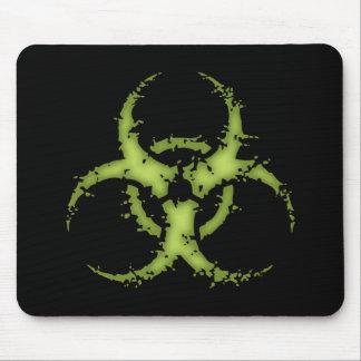 Biohazard -xdist mouse mat