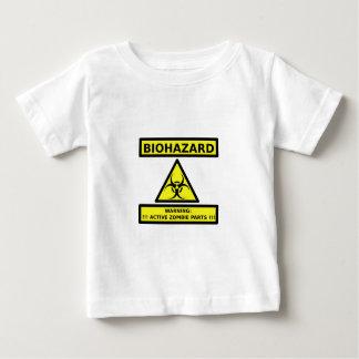 Biohazard zombie baby T-Shirt
