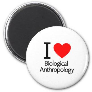 Biological Anthropology 6 Cm Round Magnet