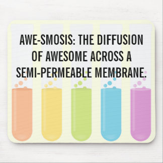 Biology & Chemistry Teachers: Science is Awesome Mouse Mat