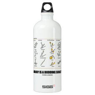 Biology Is A Budding Subject (Types Of Buds) SIGG Traveller 1.0L Water Bottle