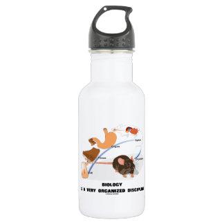 Biology Is A Very Organized Discipline 532 Ml Water Bottle