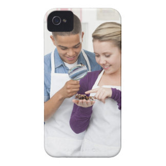 Biology lesson. 2 Case-Mate iPhone 4 cases