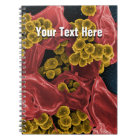 biology microbiology personalised notebook journal