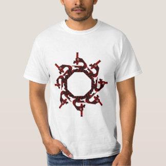 Biology Microscope T-shirt