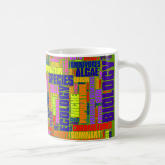 Biology Wordle Mug