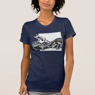 Biomechanical Dragon T-Shirt