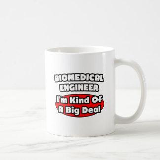 Biomedical Engineer...Big Deal Classic White Coffee Mug