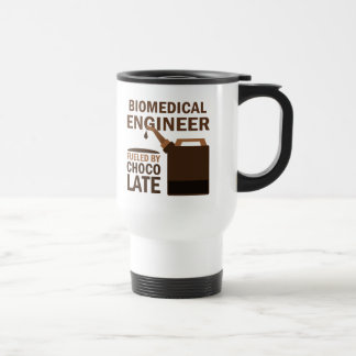 Biomedical Engineer Gift (Funny) 15 Oz Stainless Steel Travel Mug