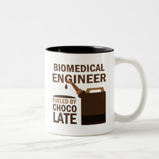 Biomedical Engineer Gift (Funny) Two-Tone Coffee Mug