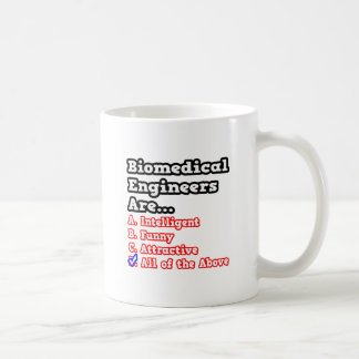 Biomedical Engineer Quiz...Joke Mug