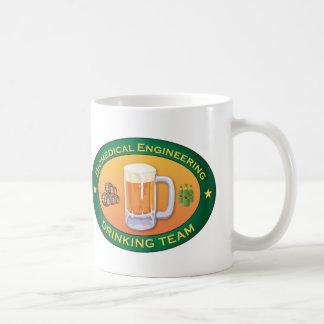 Biomedical Engineering Drinking Team Classic White Coffee Mug
