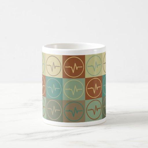 Biomedical Engineering Pop Art Coffee Mug