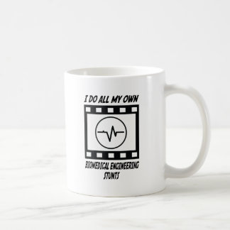 Biomedical Engineering Stunts Classic White Coffee Mug