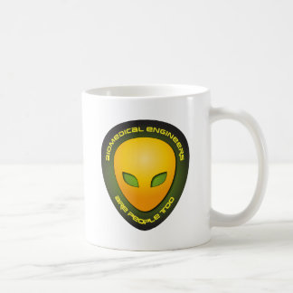 Biomedical Engineers Are People Too Coffee Mugs