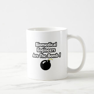 Biomedical Engineers Are The Bomb! Mugs