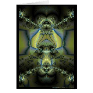 Biomorphia Card