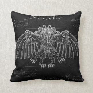 Bioshock: Vutruvian Songbird Cushion