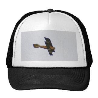 Biplane In Werner Voss Livery Trucker Hat