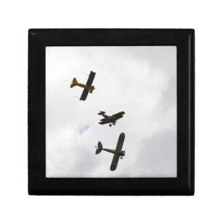 Biplane Models Gift Boxes