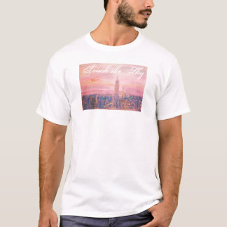 Biplane Touch the Sky T-Shirt