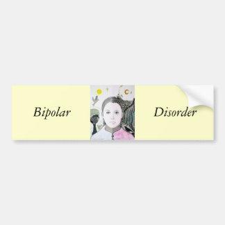 Bipolar Awareness Bumper Sticker
