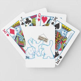 Bipolar Bear Deck Of Cards