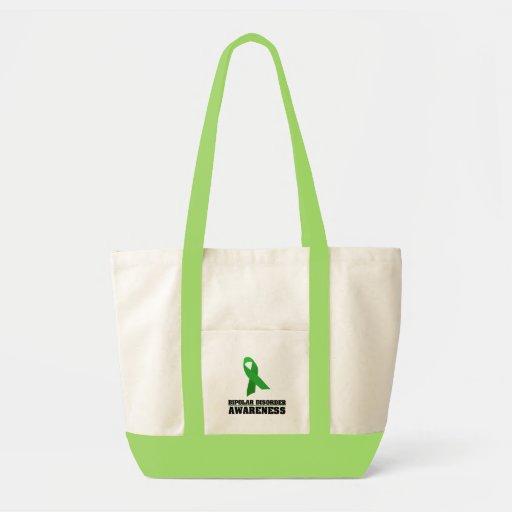 Bipolar Disorder Awareness Bags