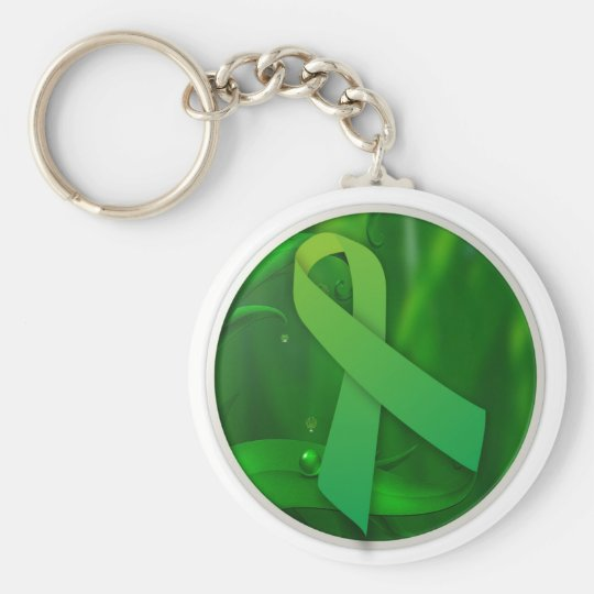 Bipolar Disorder Awareness Key Ring