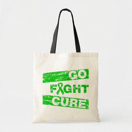 Bipolar Disorder Go Fight Cure Bags