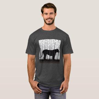 Birch Cat T-Shirt