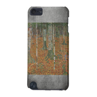Birch Forest by Gustav Klimt iPod Touch 5G Covers